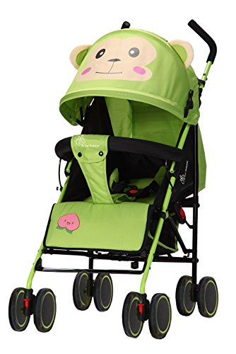 R for Rabbit Twinkle Twinkle – The Compact Folding Baby Stroller
