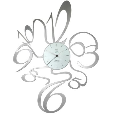 Arti  &  Mestieri Scooby Doo Clock Silver (60cm x 45cm)