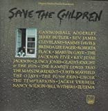 Save the Children: Great Motown Soundtrack w/Poster -Jackson 5, Gladys Knight, Temptations, Cannonball Adderley, Jesse Jackson