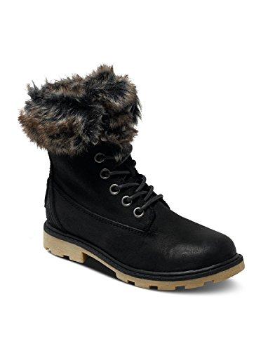 Roxy - Timber J Boot, Scarpe Da Neve da donna, Nero (Black (nero)), 42