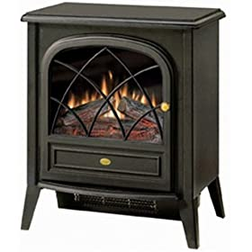 1500 Watts Compact Electric Heater Stove with Remote Control $158.00