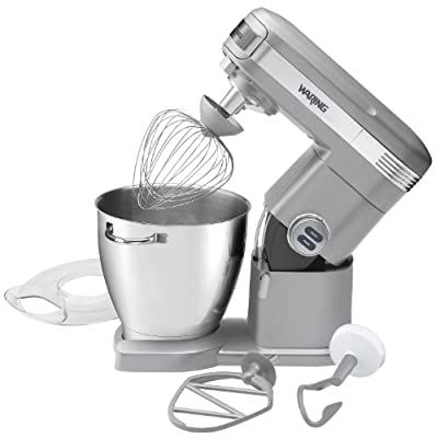 Waring Commercial WSM7Q Heavy Duty Commercial Stand Mixer, 7-Quart from Waring Commercial Inc. (Kitchen)