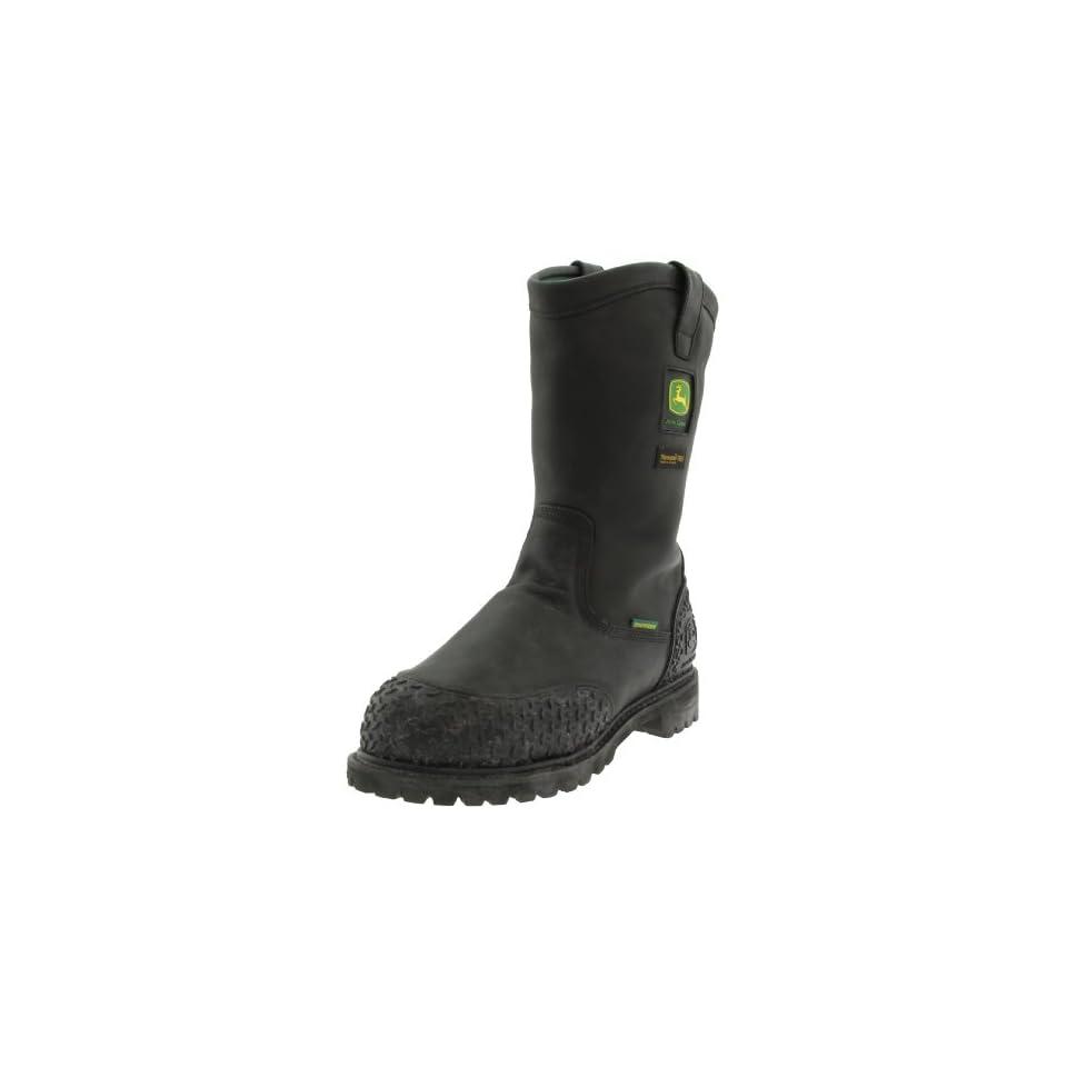 John Deere Mens Miner Boot