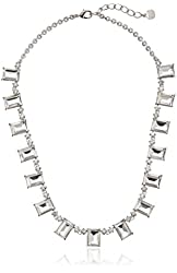 "Carolee LUX ""Haute Hollywood"" Stone Collar Necklace, 20"""