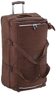 Kipling Travel Duffle TEAGAN, 75 cm, Expresso Brown