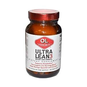 Olympian Labs - UltraLean3 60 Vcap