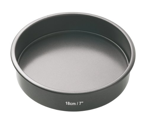 Master Class 18cm Non Stick Round Sandwich Pan With Loose
