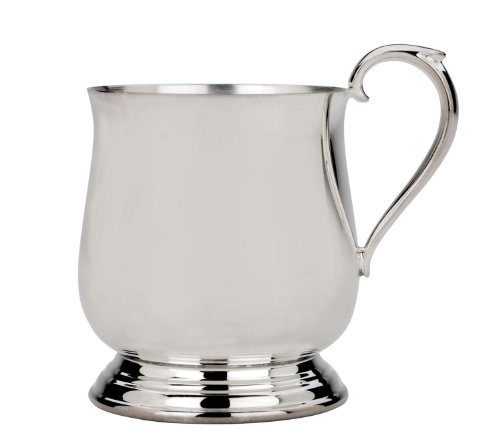 Reed & Barton Silver Plate Baby Cup - 1