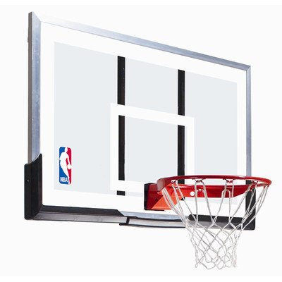 Spalding 54in Backboard and Rim Combo with Acrylic Backboard 79564