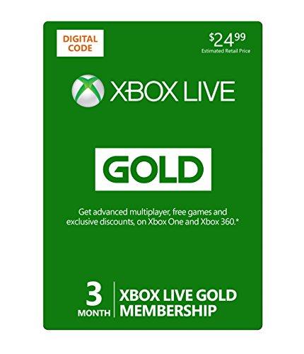 Xbox Live 3 Month Photo