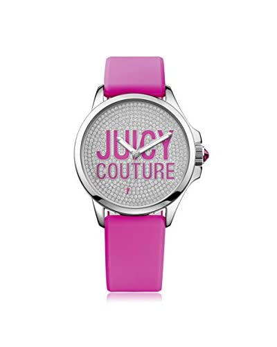 Juicy Couture Women's JETSETTER Pink /Silver MGI Finished Goods Watch