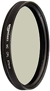 Amazonベーシック 円偏光フィルター 67mm  CF02-NMC16-67
