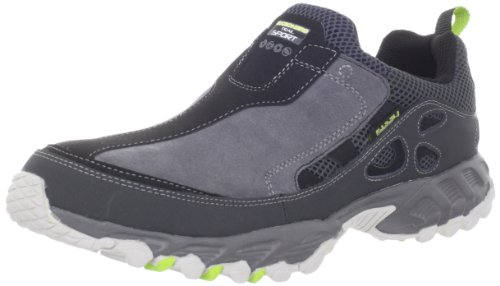 Skechers Men's Spider Plod Slip-On Fashion Sneaker