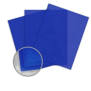 Glama natural blue paper 8 1 2 x 11 in 27 Blue bond paper