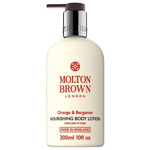 Molton Brown Arancio E Bergamotto Crema Corpo Nutriente 300ml (Confezione da 6)
