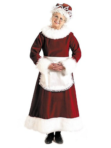 Mrs. Santa Claus Suit Dress