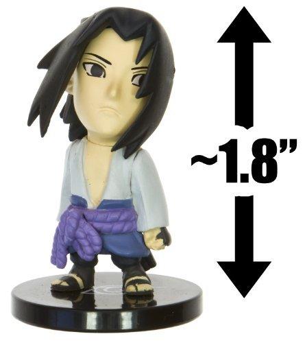 """Naruto Heros Chara-Pedia 2"""" Trading Figure - Sasuke"""