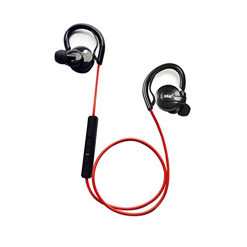 Best Bluetooth Headphones For Running Reviews Cooligg Cl 200 Ear Hook Bluetooth Sport Headset