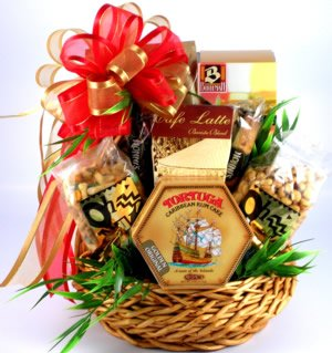 Just For Him Gift Basket For Men
