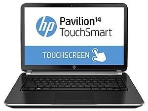 HP Pavilion 14-n019nr 14-Inch Touchscreen Laptop (Silver)