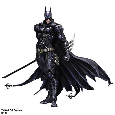 DC Comics VARIANT PLAY ARTS改 バットマン™(PVC塗装済みアクションフィギュア)