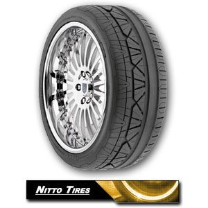 275/40ZR18 Nitto Invo Tires (Quantity: 1)