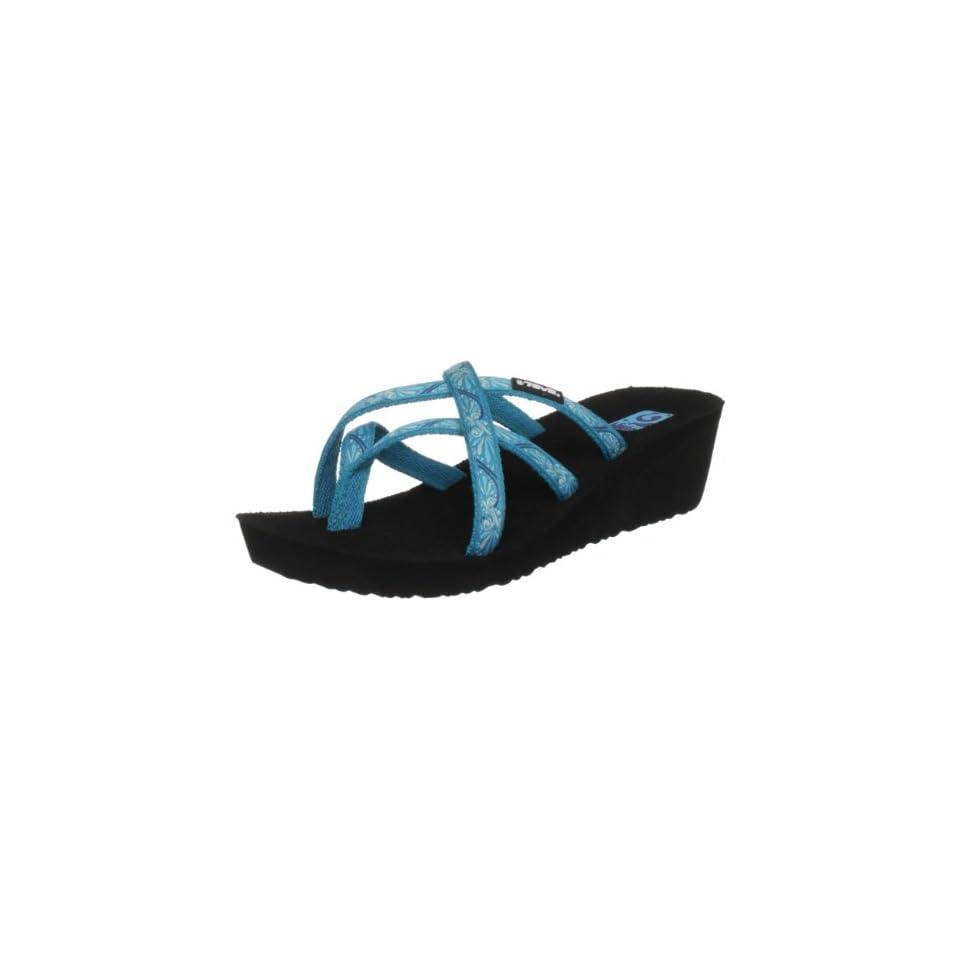 5dd3caae2 Teva Womens Madalyn Wedge Ola II 2 pack Wedge sandal on PopScreen
