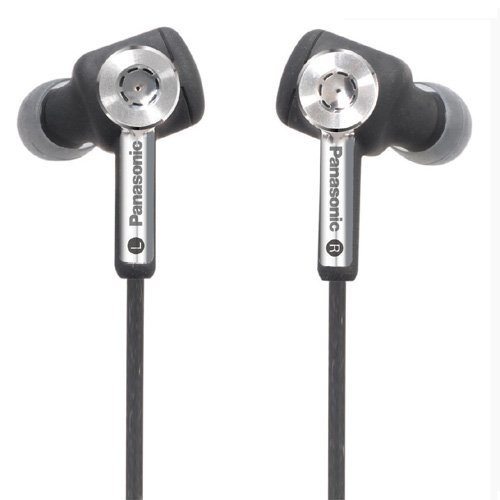 Panasonic RP-HC55-S Noise-Cancelling Earbud Headphones