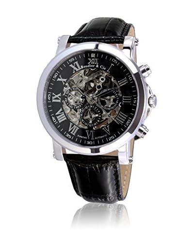 Boudier & Cie Reloj SK14H040 Negro 43 mm