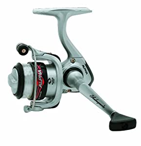 Shakespeare alpha ul spin reel sports for Amazon fishing reels