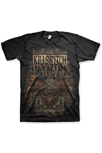Killswitch Engage -  T-shirt - Uomo nero L