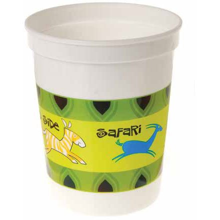 Safari Cups (12 per package)