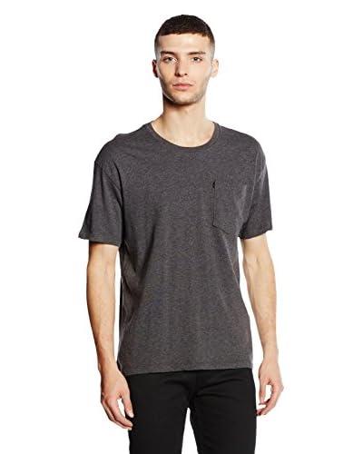 Levi's Camiseta Manga Corta Gris Oscuro