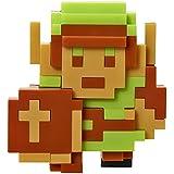 "World of Nintendo 2.5"" 8 Bit Link Action Figure"