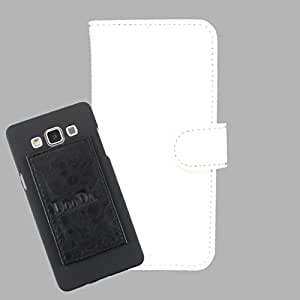 DooDa PU Leather Wallet Flip Case Cover With Card & ID Slots For Asus Zenfone 2E - Back Cover Not Included Peel And Paste