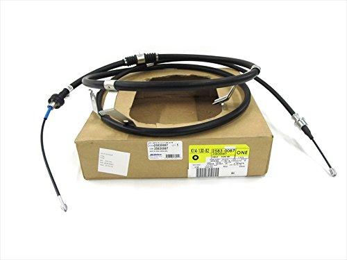 Genuine gm 25830087 parking brake cable rear vehicles for Genuine general motors parts