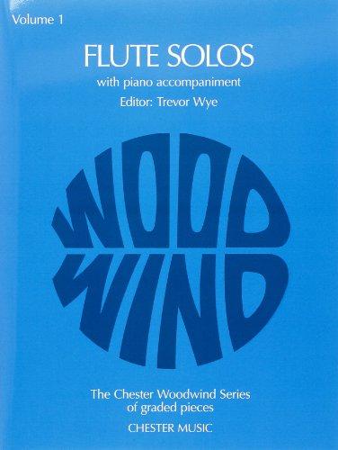 Flute Solos: v. 1