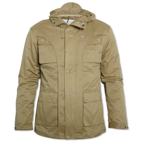 883 Police Mens Sand Alps Long Sleeve Jacket Sand Small