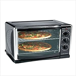 ... convection oven: Buy Hamilton Beach 31197R Convection/Rotisserie Oven