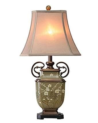 bedroom bedside lamp crystal lamp living room bedroom