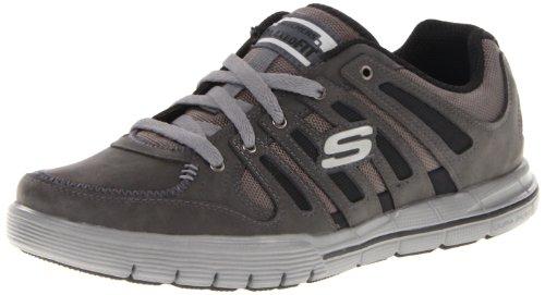 skechers-arcade-ii-phase-51265-char-herren-sneaker-grau-char-eu-40