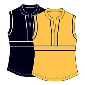 Ep pro women 39 s plus size sleeveless golf for Plus size sleeveless golf shirts