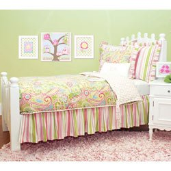 Paisley Twin Bedding