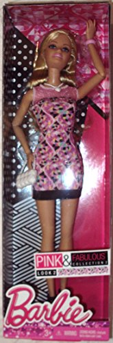 Barbie Pink & Fabulous Collection 2 Look 2