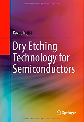 Dry Etching Technology for Semiconductors PDF