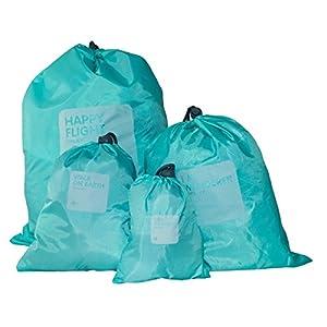 amazoncom foryee waterproof storage bag nylon 4