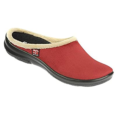Fly Flot Susie - Red Size 10 UK