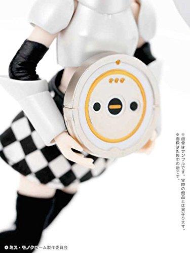 ピコニーモキャラクターシリーズ AK No.002 ミス・モノクローム -The Animation- ミス・モノクローム 完成品ドール [アゾンインターナショナル]
