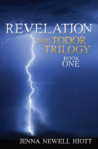 Careful, this book is addictive…  Jenna Newell Hiott's fascinating fantasy Revelation: The Todor Trilogy, Book One