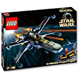 Lego 7142 RARE Variant X-Wing Fighter
